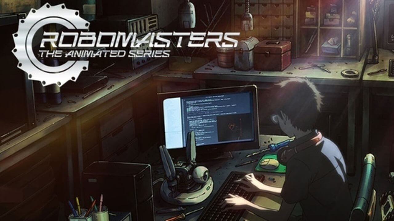 「ROBOMATERS THE ANIMATED SERIES」