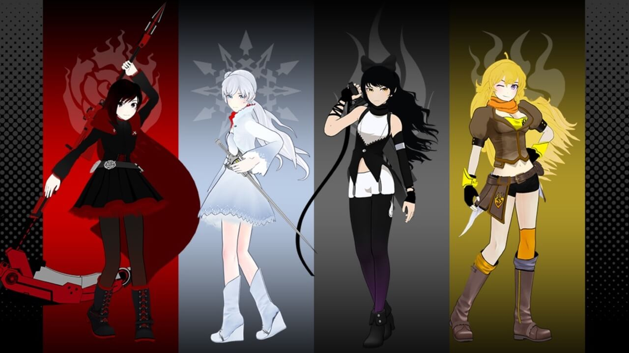 「RWBY Volume 1-3: The Beginning」