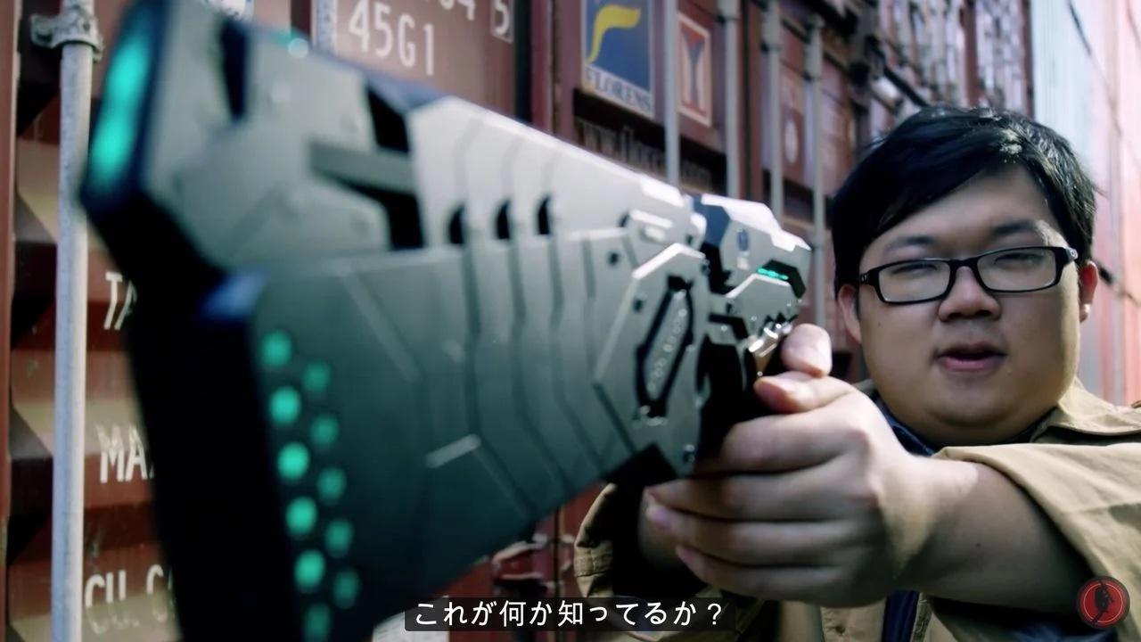 オタクが事件を解決する海外ドラマが面白すぎる!それ銃やない、ドミネーターや!