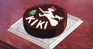「魔女の宅急便」キキのチョコレートケーキ