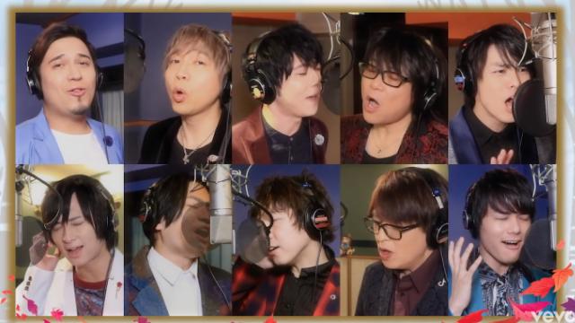 木村昴さん・荒牧慶彦さんら10名の『Disney声の王子様』オールスターズが歌う『アナ雪2』劇中歌MV公開!歌唱風景も使用