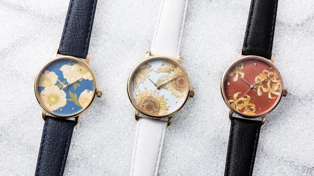 『囚われのパルマ』コラボ腕時計&ブレスレット・バッグが初登場!ハルト・アオイ・チアキをそれぞれイメージ
