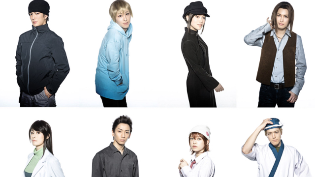 舞台『デュラララ!!』サイモンの肌について原作者・成田良悟先生からコメント発表 ドタチンなど8名のキャラビジュ公開