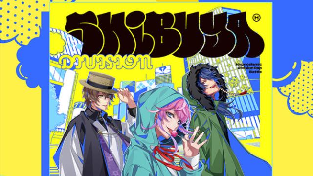 『ヒプマイ』Fling Posse新曲発売記念『#シブヤスクランブルスタンプ』開催決定!渋谷をコンプしてステッカーゲット