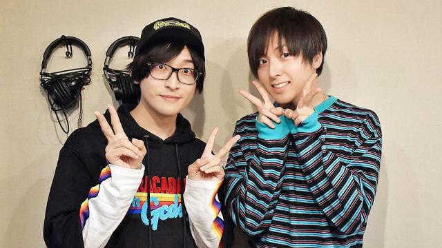 寺島拓篤さん&蒼井翔太さんが互いのラジオにゲスト出演!うたプリや音楽についてなど豪華な内容をお届け