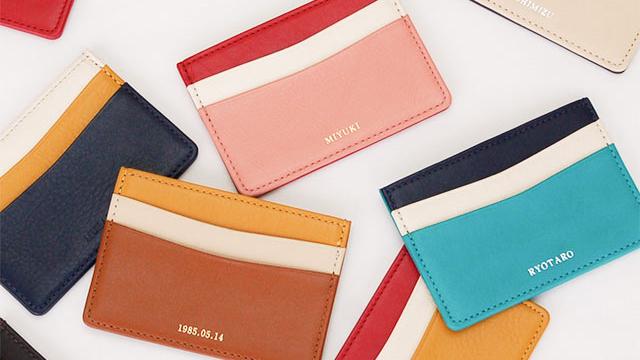 """ヲタクな大人女子にも大人気!財布やバッグなど持ち歩きアイテムを""""推しカラー""""の上質な革小物にしませんか?"""
