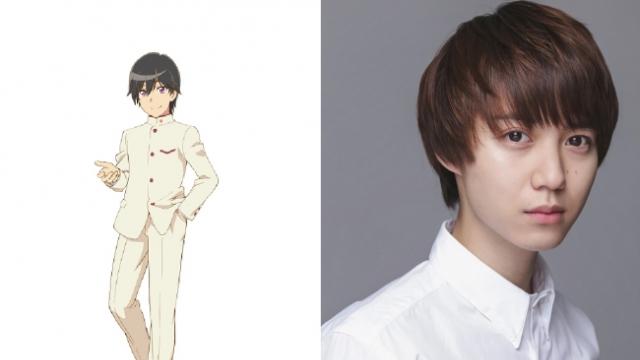 『テニミュ』などで知られる小越勇輝さんがTVアニメ声優初挑戦!サンリオキャラ原作『ミュークルドリーミー』