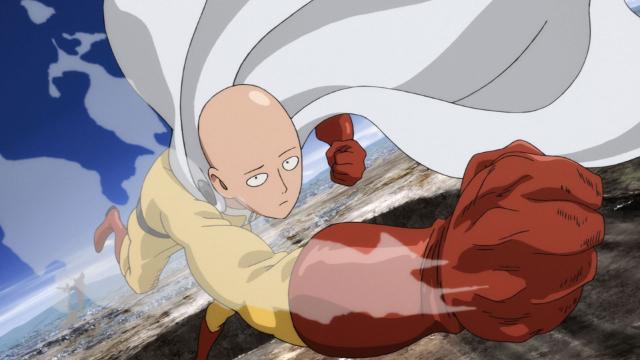 ワンパンで連休終了!?『ワンパンマン』TVアニメシリーズ「ニコ生」一挙放送!趣味でヒーローを始めたサイタマの戦いを描く