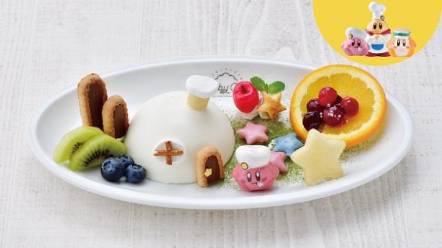 『カービィカフェ HAKATA』キャナルシティ博多にオープン!ピッツァなど限定メニュー・グッズ公開