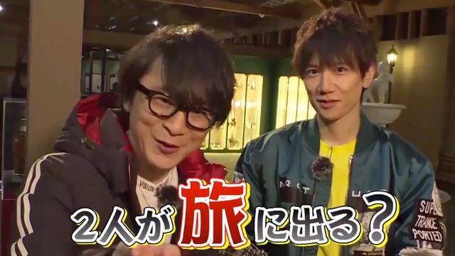 阿部敦さんとKENNさんの北海道旅行を収録したDVD『阿部敦とKENNの今日はべっけんです!!』発売決定!