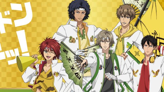 『テニプリ』x「ドン・キホーテ」応援団風衣装の四天宝寺メンバーがカッコいい!描き下ろし使用の限定グッズを販売