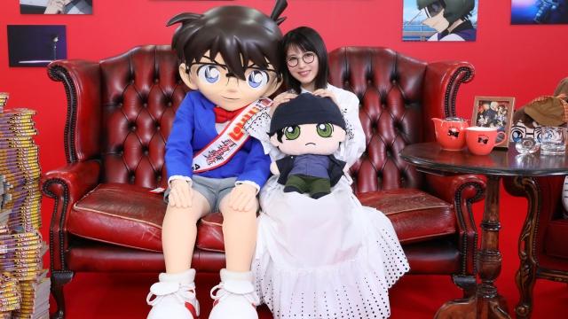 『名探偵コナン 緋色の弾丸』ゲスト声優に浜辺美波さんが決定!物語のカギを握る石岡エリー役&「幸せの極みです」とコメントも