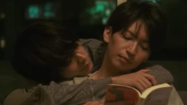 BL実写映画『窮鼠はチーズの夢を見る』今ヶ瀬(成田凌さん)が恭一(大倉忠義さん)にキスをねだるシーンも!予告映像&ポスター公開!