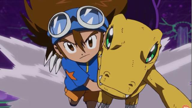 20年ぶりの完全新作TVアニメ『デジモンアドベンチャー:』放送開始日決定!PV第2弾&主題歌情報も公開