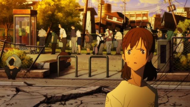 アニメ『日本沈没2020』メインキャスト&場面カット公開!突然の大災害に見舞われた日本が舞台
