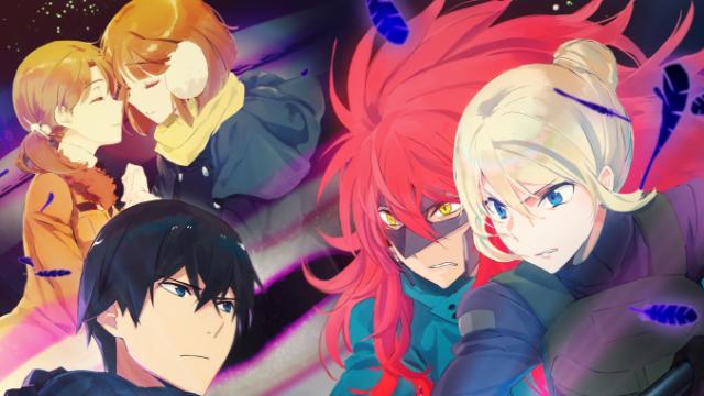 TVアニメ第2期『魔法科高校の劣等生 来訪者編』新キービジュアル&PV公開!迫力満点の戦闘シーンも