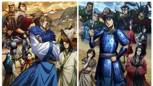 TVアニメ『キングダム』メインビジュアル2枚解禁!原作&監修・原泰久先生らのコメントも到着