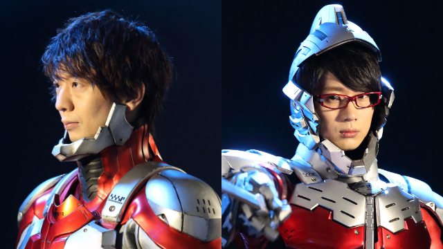 『ULTRAMAN』木村良平さん&江口拓也さんの実写PV撮影スチール公開!OLDCODEXのOP曲にのせた最新PVも