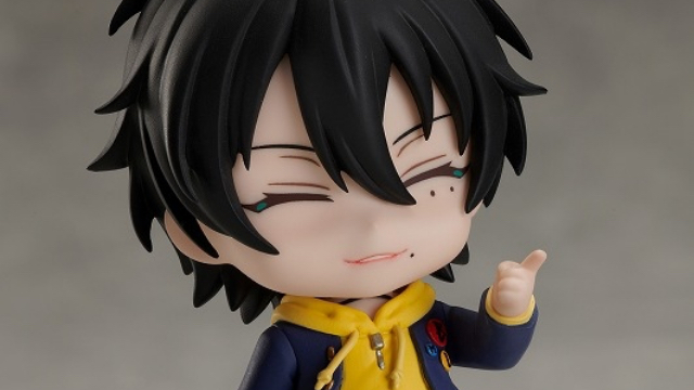 『ヒプマイ』山田三郎がねんどろいどに参戦!にっこり笑った笑顔・ラップバトル顔・ボードゲームが付属
