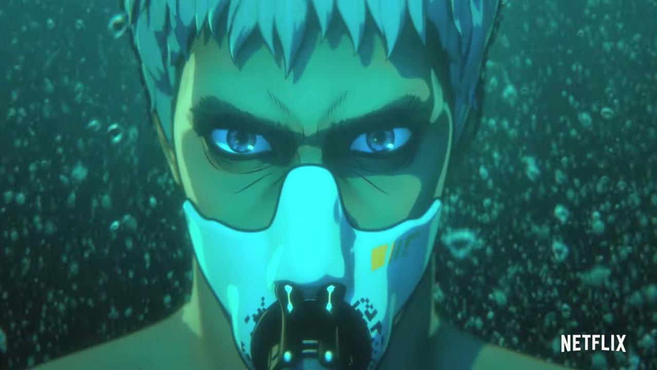 鈴木達央さん主演の3DCGアニメ映画「オルタード・カーボン:リスリーブド」Netflixで配信決定!