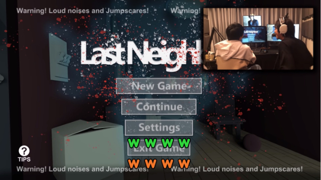 浪川大輔さんとのホラー実況第2弾「Last Neighbor」!花江夏樹さんの公式YouTubeチャンネル更新