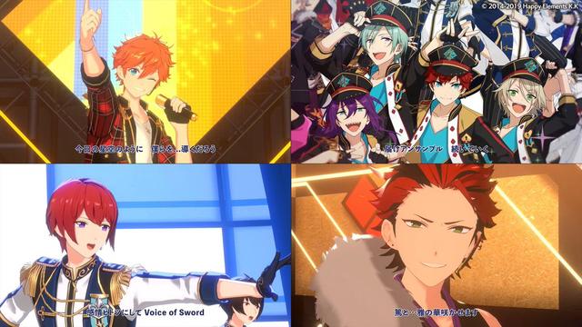 『あんスタ!!』ゲーム内MV&PV映像付き楽曲全15曲がJOYSOUNDにて配信決定!