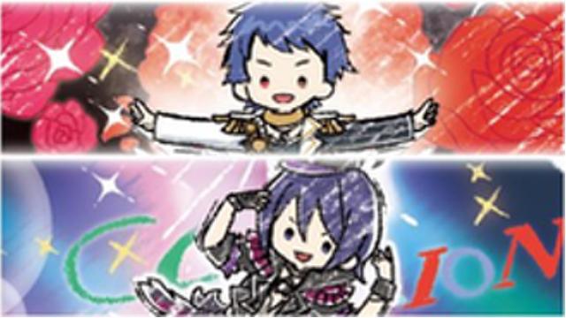 『キンプリ ベストテン』x「GraffArt」スタァ達のプリズムジャンプがゆる可愛いグラフアートになって登場!