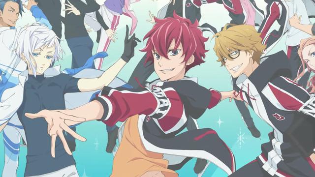 枢やな先生キャラデザのアニメ『スケートリーディング☆スターズ』キービジュ&PV公開!追加キャスト情報も