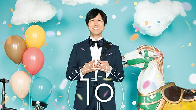 神谷浩史さん9thミニアルバム 「TP」店舗別購入特典公開!真剣な表情&輝く笑顔が素敵なブロマイド