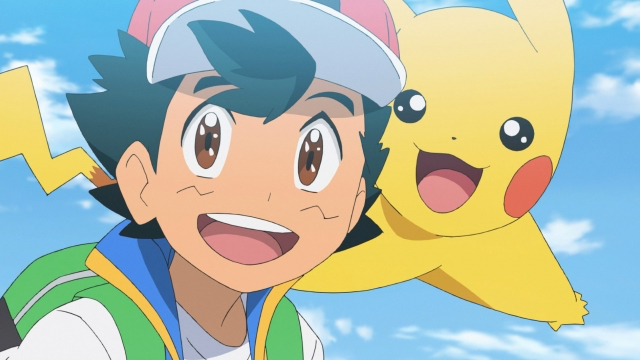 TVアニメ『ポケモン』第1話から最新話が期間限定で全話無料配信決定!