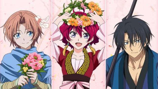 TVアニメ『暁のヨナ』期間限定ショップ開催決定!描き下ろしイラストを使用したグッズが登場