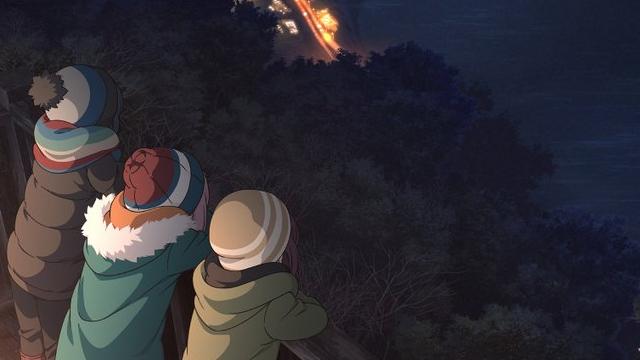 TVアニメ『ゆるキャン』第2期は2021年1月放送!「朝」と「夜」のティザービジュアル公開