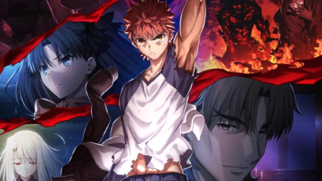 劇場版「Fate/stay night [HF]Ⅲ」x「ufotable Cafe」コラボカフェ開催決定!第一期のテーマは「奪還」