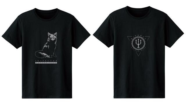 『PSYCHO-PASS3』インスペクター・ビフロストのマークがプリントされたTシャツが登場!