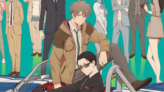 ノイタミナアニメ『富豪刑事』BD・DVD&サントラ発売決定!購入特典情報も