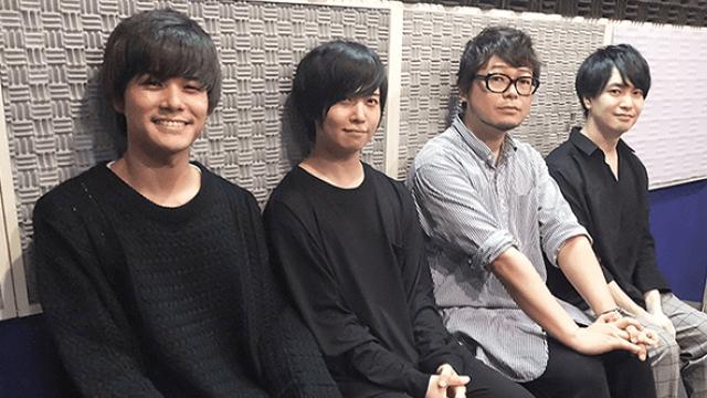 オメガバースBL『少年の境界』ドラマCD化!キャストは斉藤壮馬さん、八代拓さん、興津和幸さん、小林裕介さん
