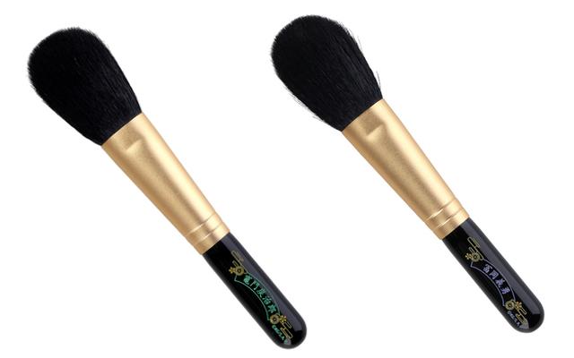 『鬼滅の刃』柔らかくて肌触り抜群「熊野化粧筆 チークブラシ」が登場!名前&和風モチーフを組み合わせたデザイン
