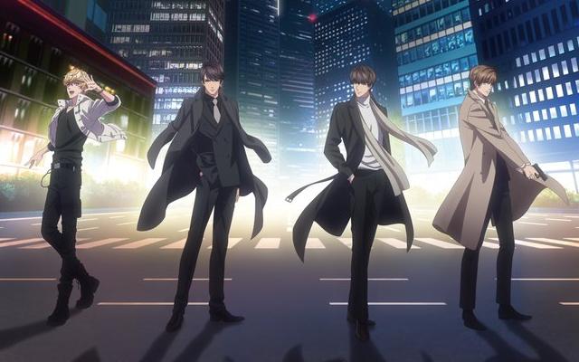 TVアニメ『恋プロ』キービジュ&第2弾PV公開!杉田智和さん、柿原徹也さんらの甘いボイスは胸キュン必至