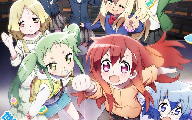 新・美水かがみ劇場開幕!TVアニメ『まえせつ!』2020年夏に放送決定!お笑い芸人を目指す少女たちの物語