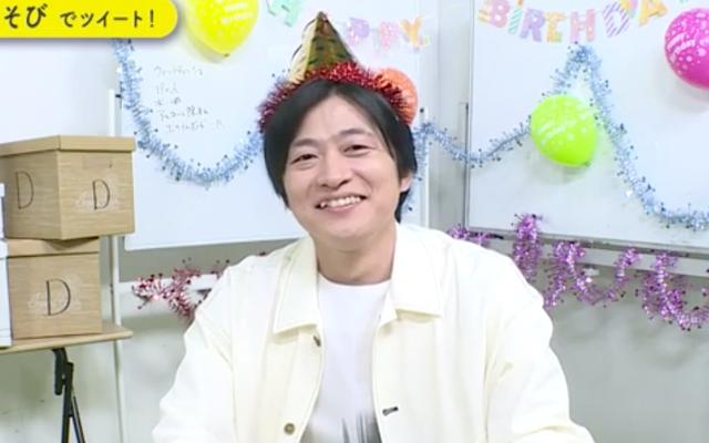 「声優と夜あそび」下野紘さんのお誕生日企画を実施!ダミヘで胸キュンセリフを朗読