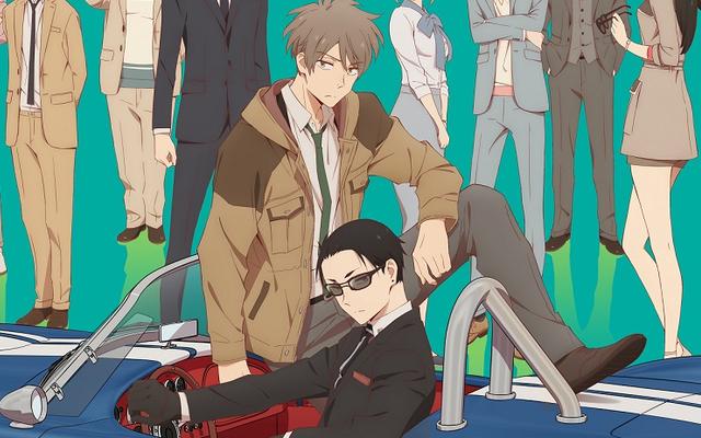 TVアニメ『富豪刑事』7月より放送再開!BD&DVD・サントラの発売日も決定