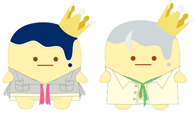 「アイナナ Second BEAT!」ED主題歌衣装の王様プリングッズが登場!アニメと連動したメモリアルグッズ第2弾