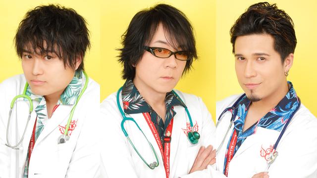 速水奨さんが原作・プロデュース「S.S.D.S.」初のTV番組化が決定!木村昴さん、野津山幸宏さんらが出演