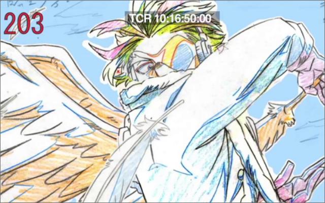 『ヒロアカ』TVアニメ4期の特別映像公開!最終回のバトルシーン2本の線撮映像×完成映像