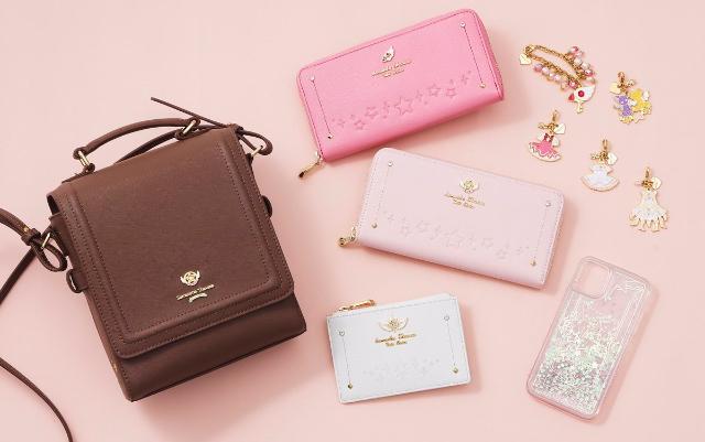 『CCさくら』×「サマンサタバサ」コラボアイテム販売開始!お財布やチャームなど心ときめくラインナップ