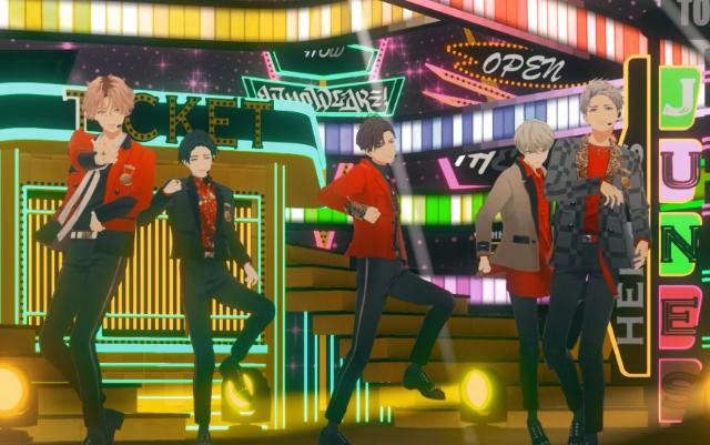 「学芸大青春」1st LIVEオフィシャルスチル到着!生放送番組ではメンバーがLIVEを振り返り