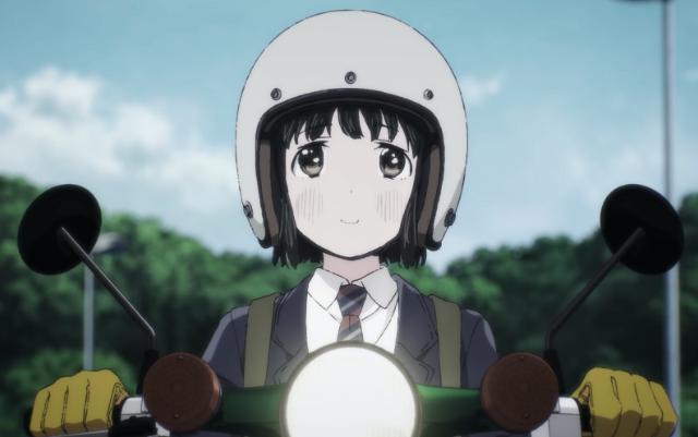ライトノベル「スーパーカブ」TVアニメ化決定!ひとりぼっちの少女とバイクが紡ぐ友情の青春物語