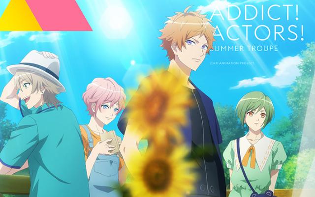TVアニメ『A3!』夏組登場の「SEASON SUMMER」PV解禁!天馬らキャラクター設定画も到着