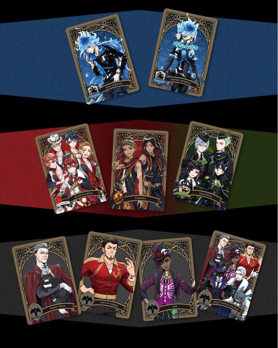 『ツイステ』グッズ「メタルカードコレクション パックVer.」再販決定!全18種のカードをコンプするチャンス