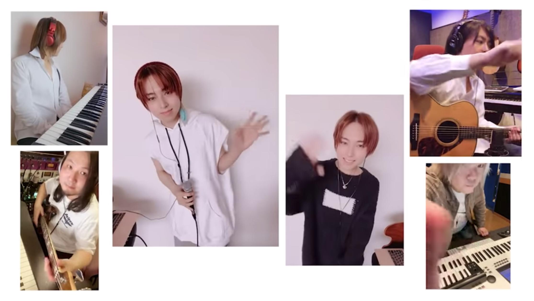 蒼井翔太さんホームセッション動画を公開!「Shake Shake! Together!」2人のしょーたんとクリエイターが奏でる1曲